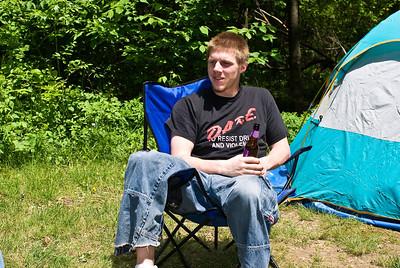 Allum Creek Camping 02 052408