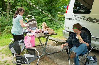Alum Creek Camping