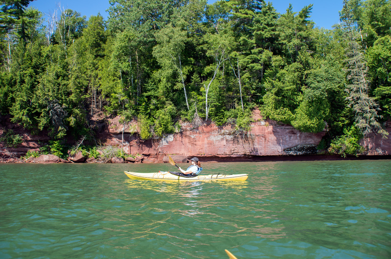 Apostle Islands and Pictured Rocks Vacation