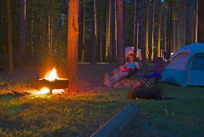 Beaver Creek 13 Sue nigt shot 080407