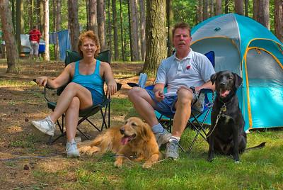 Beaver Creek 6 Mike Sue Tony Rex 080407