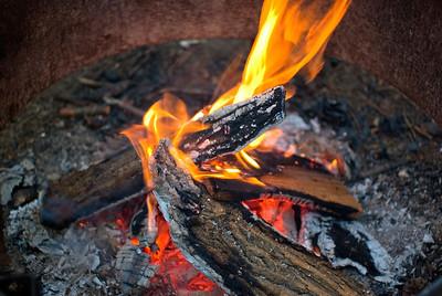 Beaver Creek 11 fire 080407