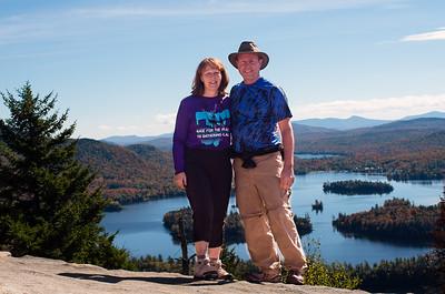 Vacation to the Adirondacks