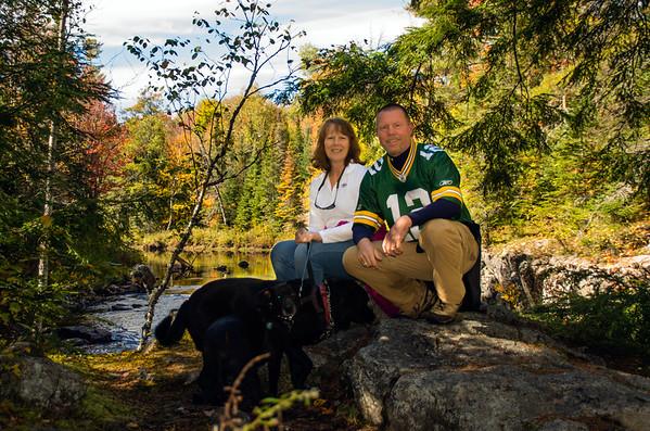 Camping Vacation in the Adirondacks
