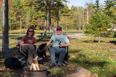 Camping in Alpena MI