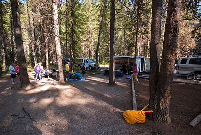 Backroads Multi-sport family camping trip