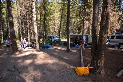 Backroads Multi-sport family camping trip