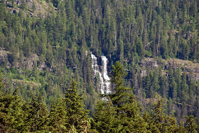 """Backroads Multi-sport family camping trip, driving the """"Going to the Sun Road""""."""