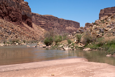 Grand Canyon Rafting Trip