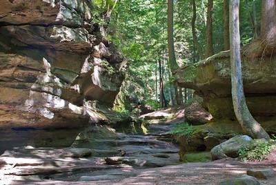 Hocking Hills Camping 12 090107