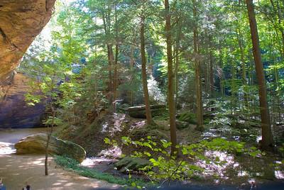 Hocking Hills Camping 9 090107