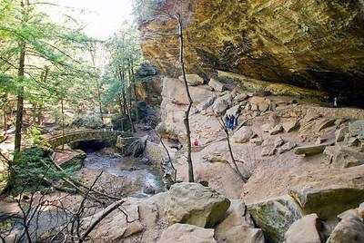 Hocking Hills Camping 041109 13