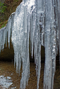 Hocking Hills Winter Hike 10 011908
