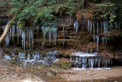 Hocking Hills Winter Hike 06 011908