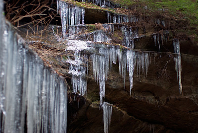 Hocking Hills Winter Hike 11 011908