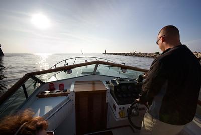 Lake Erie Boating