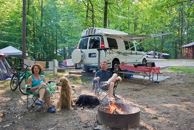 Lake Hope Camping 052309 07