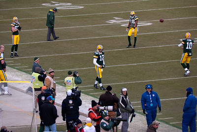 2011 Packer Playoff Game