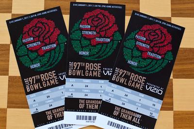 Rose Bowl 2011 Weekend  01 121110