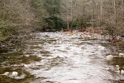 Hike on Gatlinburg Trail