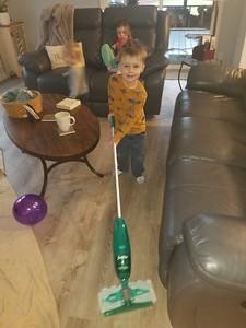 Jakes Family Visit November 2019
