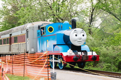 Thomas the Train Ride