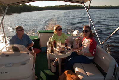 Visit to Oxbow Lake in Presque Isle