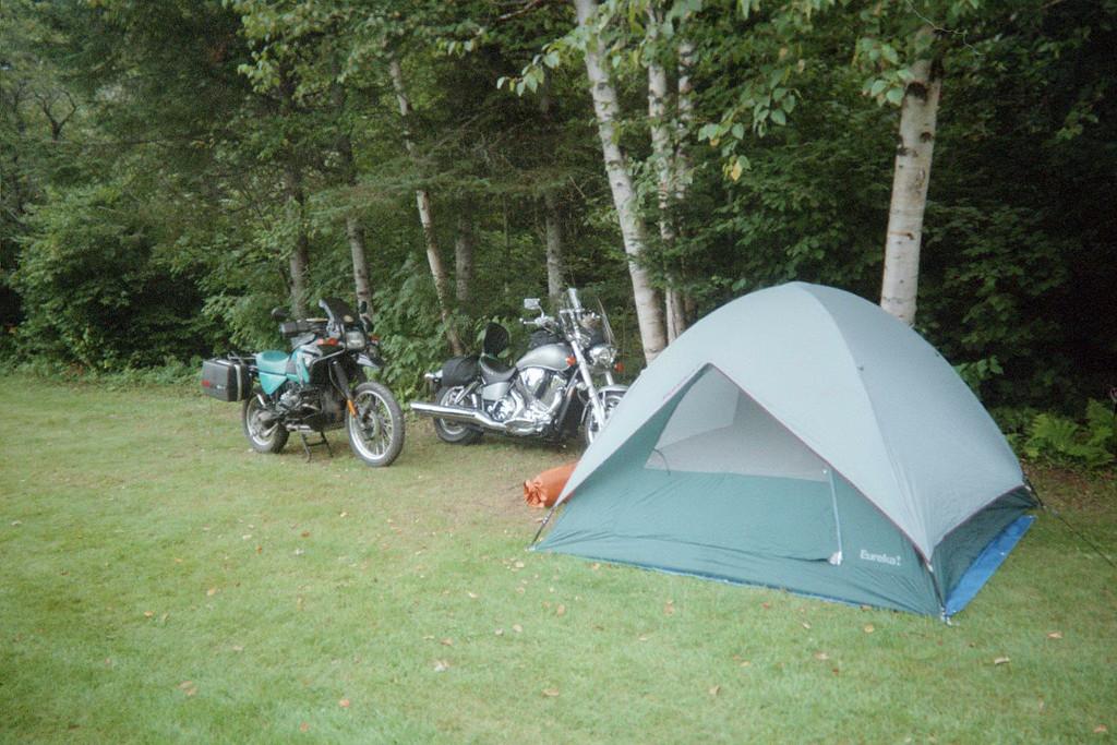 Pellatiers Campground