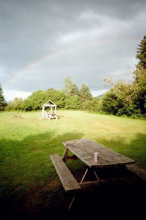 Rainbow Pellatiers Campground