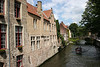 Lots of canals in good old Brugge