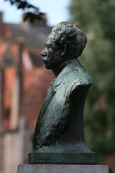 a bust