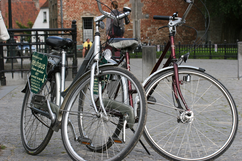 More sweet Belgium rides
