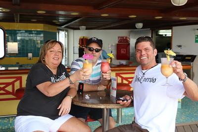Cruise to Nassau, Half Moon Cay (Bahamas), and Grand Turk - 10/06/2013