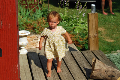 0058 Sunny on Porch