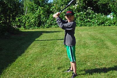 0023 Isaac and his batting form