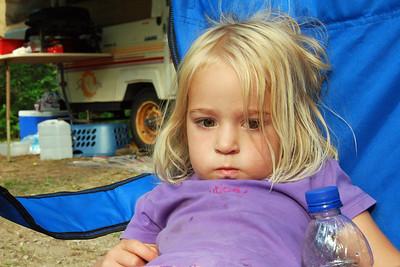 0064 Nan at Yogi Bear Jellystone Park