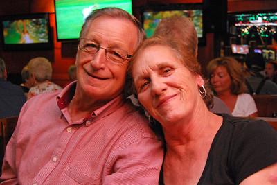 0032 Grandpa and Dunkie at Irish Tavern Thingie