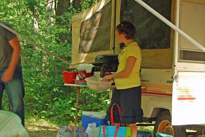 0048 Kristen at Yogi Bear Jellystone Park