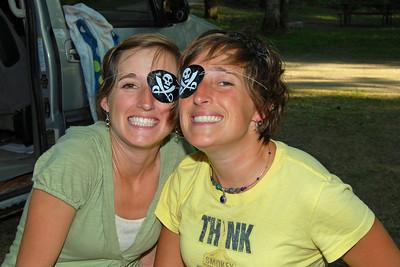 0068 Monique and Kristen at Yogi Bear Jellystone Park