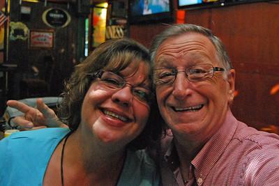 0034 Maria and Grandpa at Irish Tavern Thingie