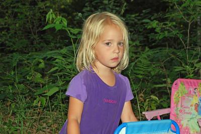 0076 Nan at Yogi Bear Jellystone Park