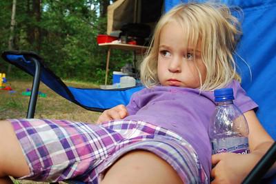 0065 Nan at Yogi Bear Jellystone Park
