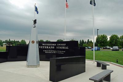 0022 Waterford Township Veteran Memorial
