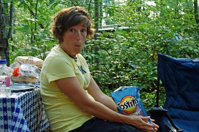 0066 Kristen at Yogi Bear Jellystone Park