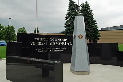 0023 Waterford Township Veteran Memorial