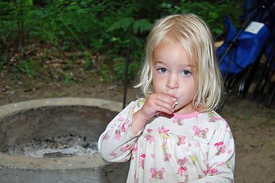 0081 Nan at Yogi Bear Jellystone Park