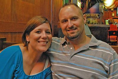 0033 Leanna and Andrew at Irish Tavern Thingie