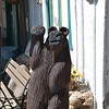 And another friendly bear bids us adieu.