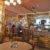 Nice bar/dining room with friendly service.