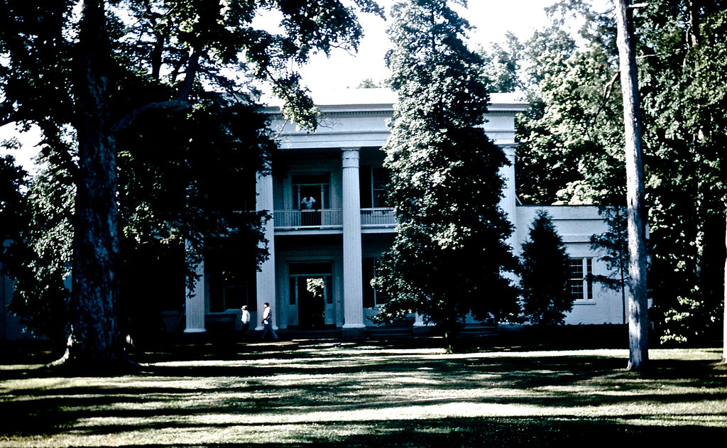 """The Hermitage"":  Home of President Andrew Jackson"